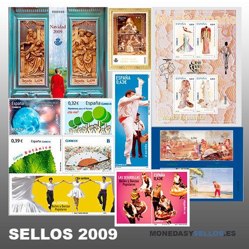 Sellos2009