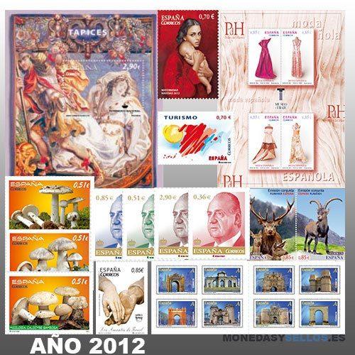 Sellos2012