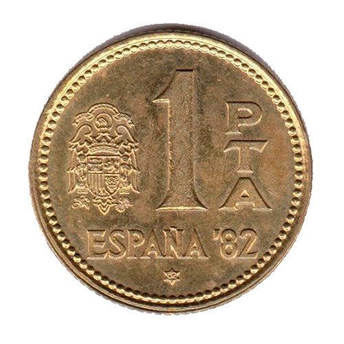 Monedas de Peseta