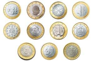 coleccionar monedas de euro